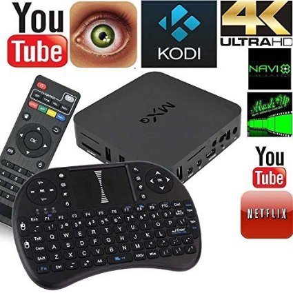 MXQ S805 Android 4 4 Quad Core Fully Loaded XBMC Smart TV